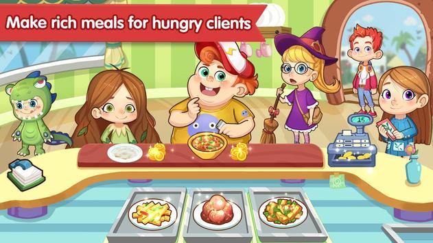 Happy Kitchen World screenshot 11