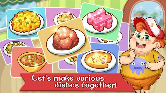 Happy Kitchen World screenshot 5