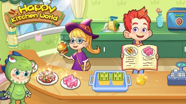 Happy Kitchen World screenshot 7