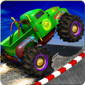 4x4 Monster Truck Stunts 3D icon