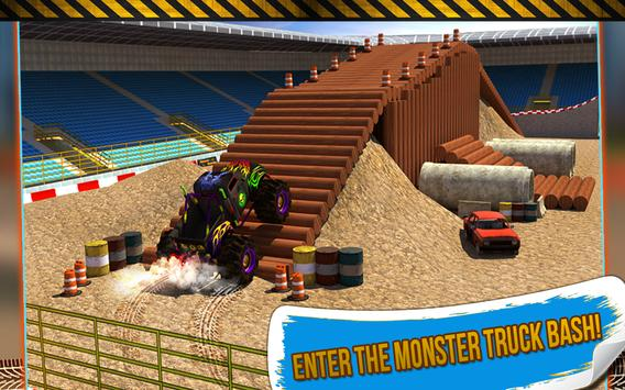 4x4 Monster Truck Stunts 3D screenshot 11