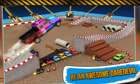 4x4 Monster Truck Stunts 3D screenshot 2