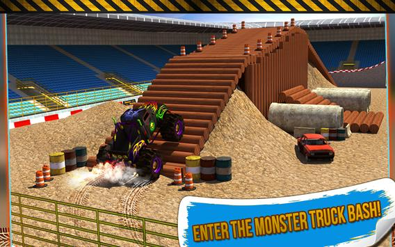 4x4 Monster Truck Stunts 3D screenshot 6