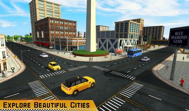 Taxi Driver 3D screenshot 14