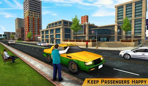 Taxi Driver 3D screenshot 15