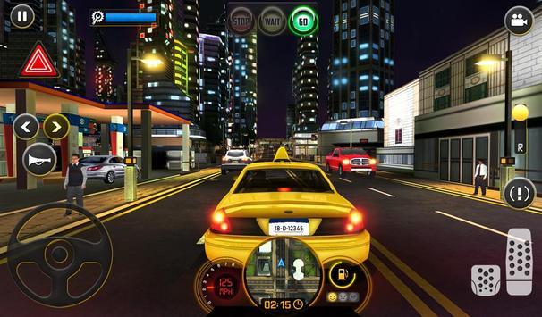Taxi Driver 3D screenshot 16