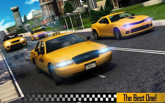Taxi Driver 3D screenshot 11