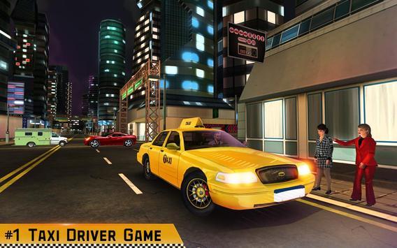 Taxi Driver 3D screenshot 6