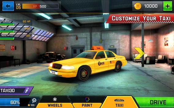Taxi Driver 3D screenshot 7