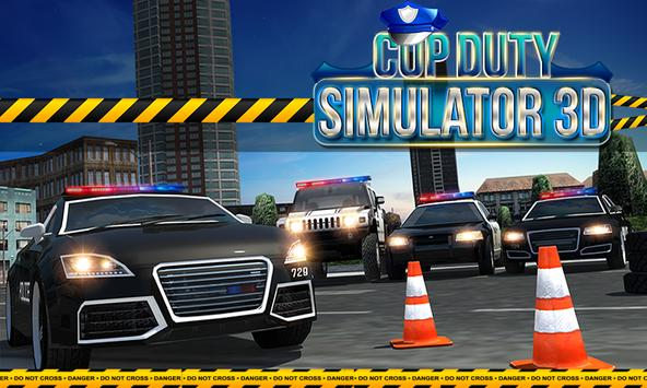 Cop Duty Simulator 3D screenshot 4