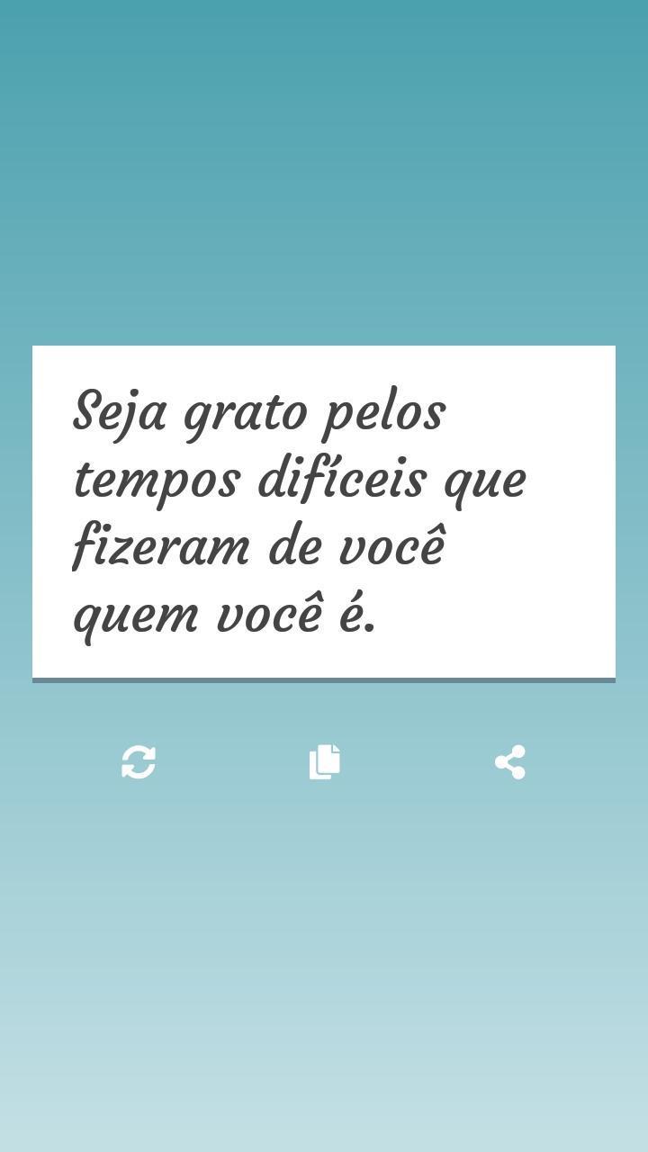 Frases De Gratidão E Reflexão For Android Apk Download