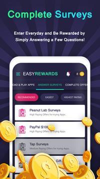 Easy Rewards تصوير الشاشة 2