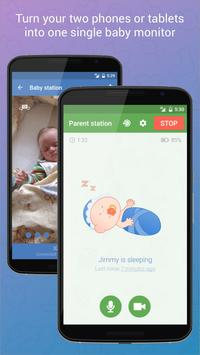 Baby Monitor 3G poster