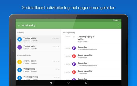 Babyfoon 3G screenshot 14