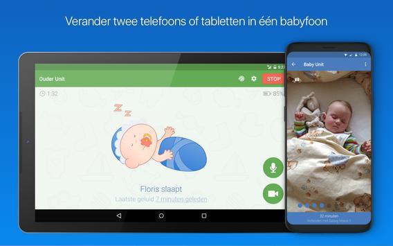 Babyfoon 3G screenshot 10
