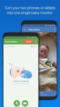 Baby Monitor 3G - Video Nanny & Camera poster