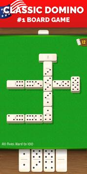 All Fives Dominoes - Classic Online Domino Game screenshot 1