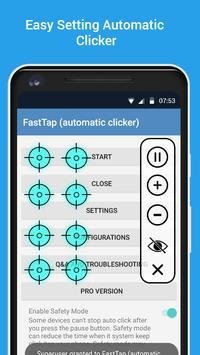 Auto Tapping, Automatic Clicker screenshot 3
