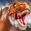DINO WORLD - Jurassic dinosaur game-icoon