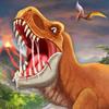 DINO WORLD - Jurassic dinosaur game आइकन