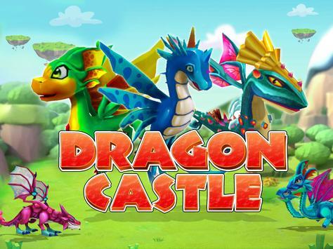 Dragon Castle Plakat