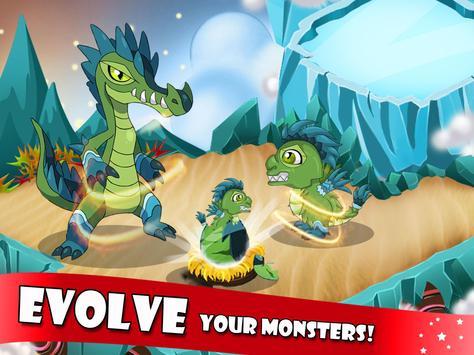 Monster City screenshot 2