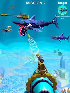 Jurassic Sea Attack poster