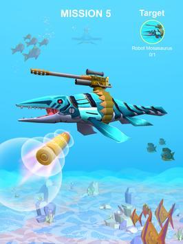Jurassic Sea Attack ảnh chụp màn hình 19