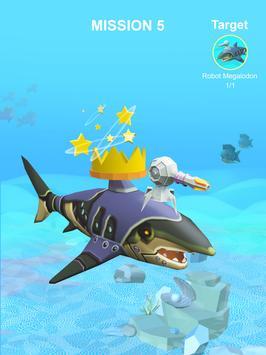 Jurassic Sea Attack ảnh chụp màn hình 10