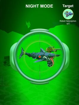 jogo jurássico de ataque ao mar imagem de tela 1