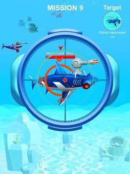 jogo jurássico de ataque ao mar imagem de tela 4
