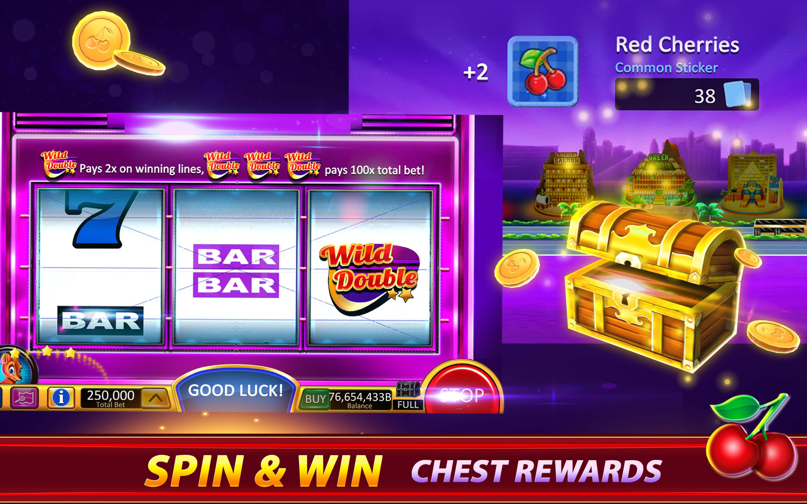Vegas Cherry Slots 1 Best Vegas Casino Free Slots For Android