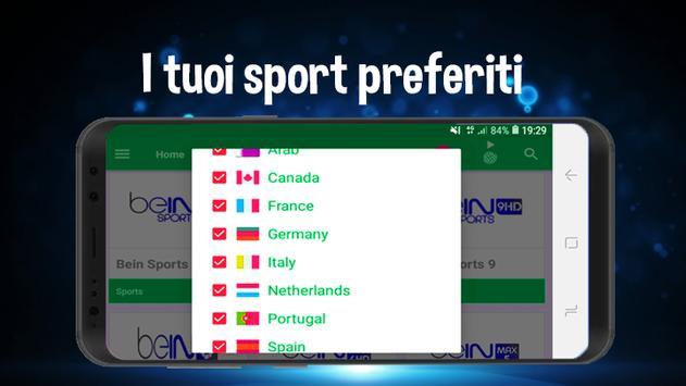 TV HD gratis | guarda i canali guida al programma screenshot 6