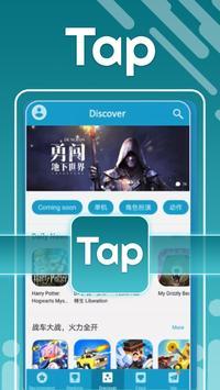 Tap Tap Guide For Tap Games Download App पोस्टर