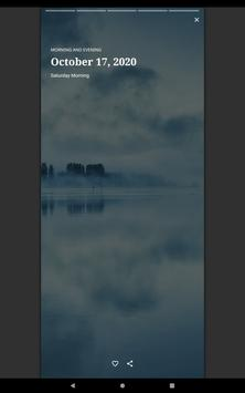 Daily Spurgeon Devotional with Morning and Evening Ekran Görüntüsü 10