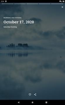 Daily Spurgeon Devotional with Morning and Evening imagem de tela 10