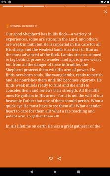Daily Spurgeon Devotional with Morning and Evening Ekran Görüntüsü 17