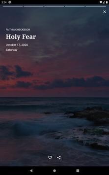 Daily Spurgeon Devotional with Morning and Evening imagem de tela 13