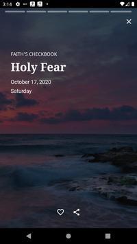 Daily Spurgeon Devotional with Morning and Evening Ekran Görüntüsü 5