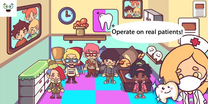 Dentist Hospital poster