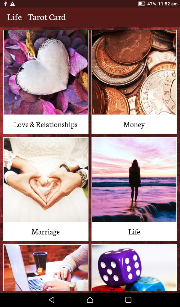 Life Horoscope & Tarot Card Reading Daily For Free for Android - APK