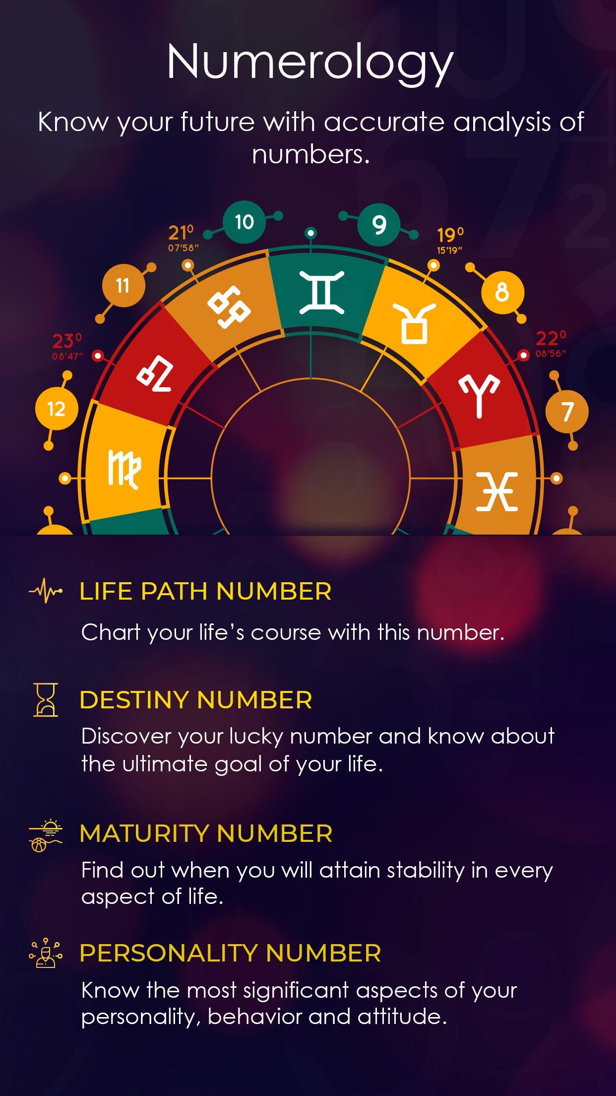 Tarot Cards– Tarot Reading & Numerology Calculator for