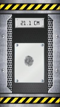 Penis size scanner (Prank friends) screenshot 2
