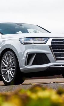 Jigsaw Puzzles Audi Q7 Best Car screenshot 1