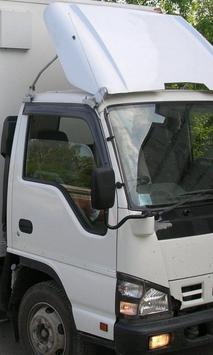 Puzzles Isuzu F Series Best Top Truck screenshot 2