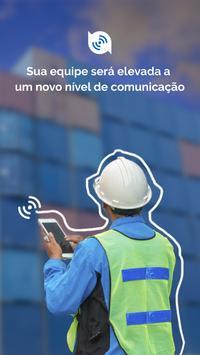 Biptt: Rádio Walk Talk e Push-to-Talk Corporativo poster