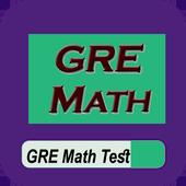 GRE Math Test icon