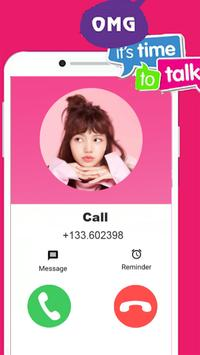 Chat Online With Black Pink : Just Prank Games screenshot 2