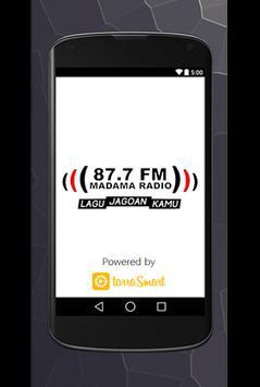 Madama Radio poster