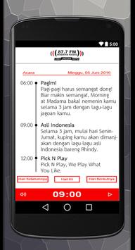 Madama Radio screenshot 1